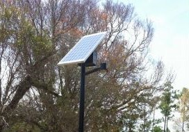 Home Security Solar Lights